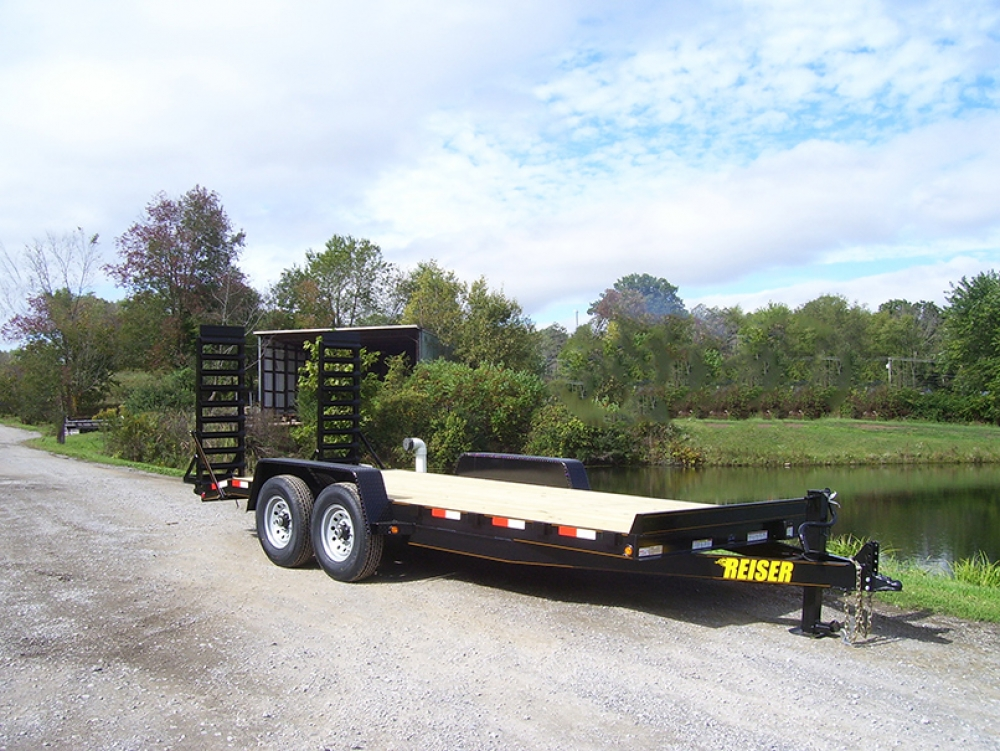 Model ET Equipment Trailer